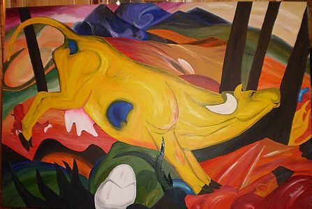Kuisa 19 - eine ART Viehausstellung